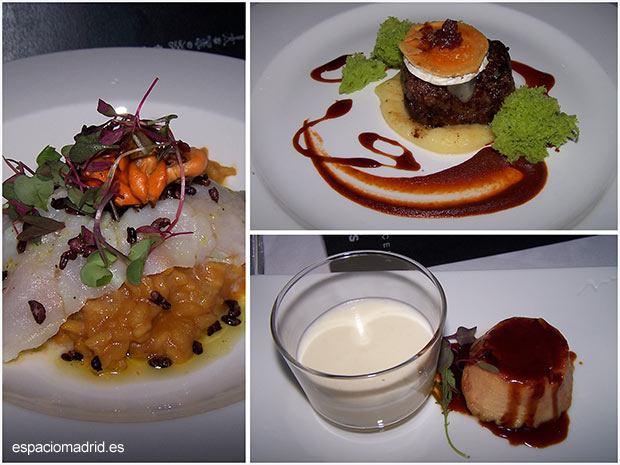 restaurante lagrimas negras madrid