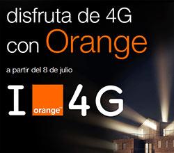 cobertura orange 4g