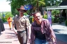 Horror Fest Parque Atracciones Madrid