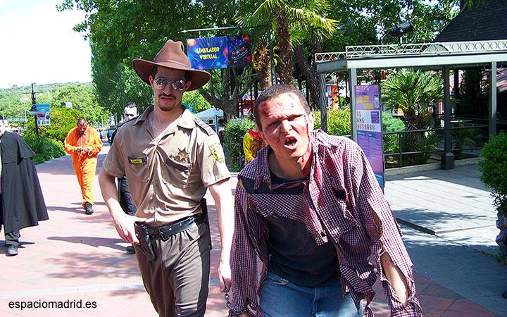 """""""Horror Fest"""", el primer festival dedicado al terror en el Parque de Atracciones de Madrid"""