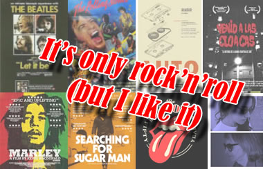 "Ciclo ""It's only rock'n'roll (but I like it)"" en el Círculo de Bellas Artes"