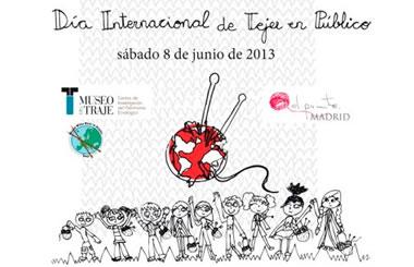 Día internacional de tejer en público