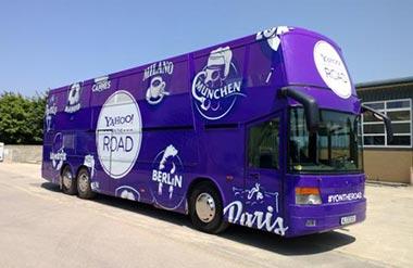 """El Festival """"Yahoo on The Road"""" llega a Madrid el 28 de junio"""