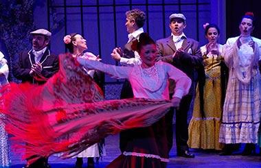 Zarzuela en el Teatro Nuevo Apolo de Madrid