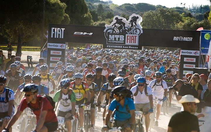 Festibike 2013, la feria de la bicicleta en el Recinto Ferial de la Casa de Campo