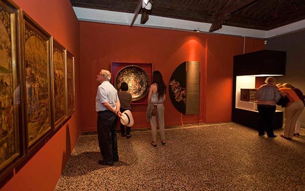 """Exposición """"Lacas Namban. Huellas de Japón en España"""" en el Museo Nacional de Artes Decorativas"""