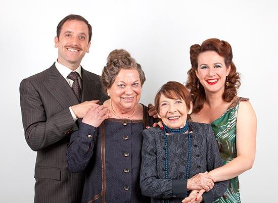 Maribel y la extraña familia en el Teatro Infanta Isabel