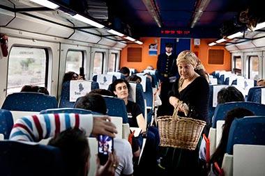 """Conoce Soria con el Tren Turístico """"Campos de Castilla"""""""