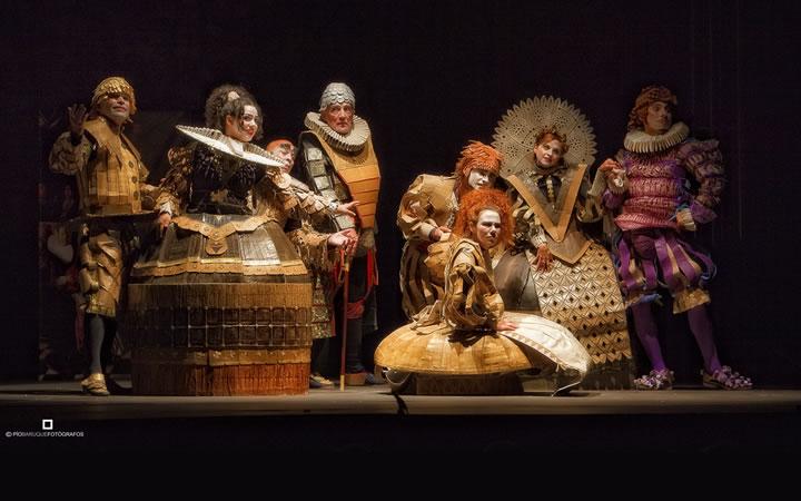 Celos y agravios en el Teatro Fígaro hasta el 28 de julio