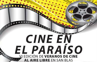 Cine de verano gratuito en San Blas-Canillejas