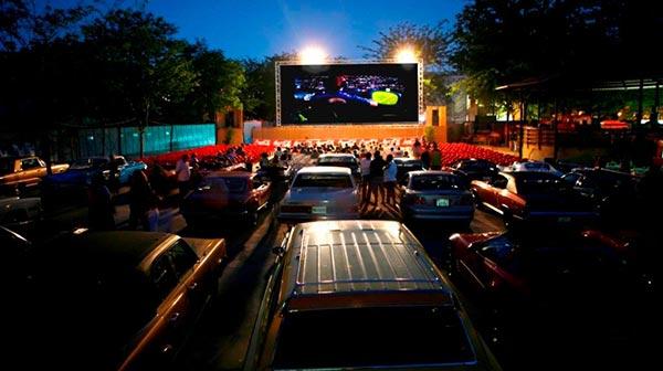 FESCINAL 2014. El Festival de Cine al aire libre en Madrid