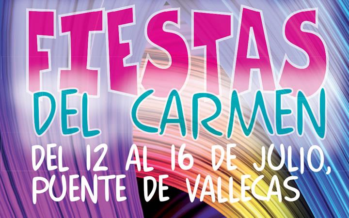 Las Fiestas del Carmen en Puente de Vallecas 2013