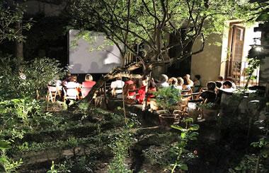 Ciclo de cine de verano gratuito en la Casa Museo Lope de Vega