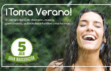 Actividades gratuitas para este verano en el Centro Comercial Parquesur (Leganés)