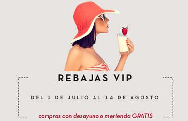 La Vaguada te invita a desayunar o merendar en Rebajas