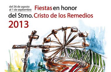Fiestas en honor al Cristo de los Remedios en San Sebastián de los Reyes