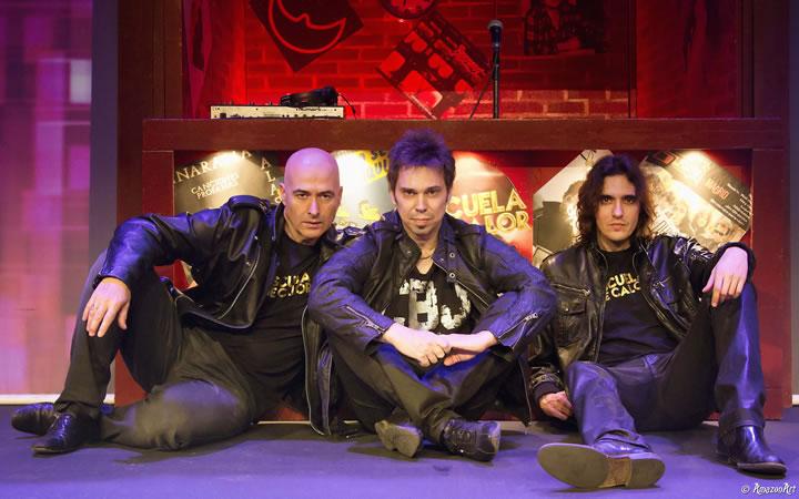 Escuela de calor, un viaje por lo mejor del Pop Rock Español
