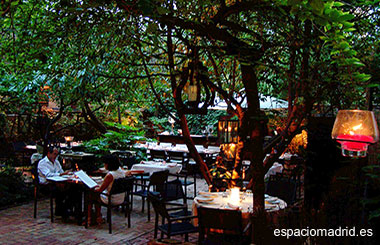 Iroco, restaurante de cocina internacional con una impresionante terraza