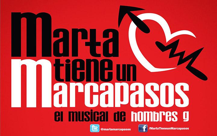 Marta tiene un marcapasos, el musical de Hombres G en el Teatro Compac Gran Vía de Madrid