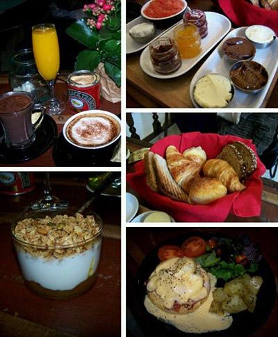 Brunch MUR Cafe