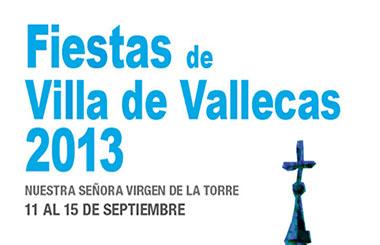 Fiestas de Villa de Vallecas 2013, del 11 al 15 de septiembre