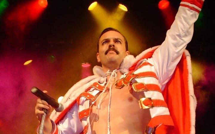 Doctor Queen en concierto en la Sala La Riviera de Madrid