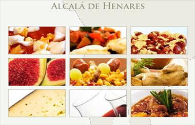 XVII Jornadas Gastronómicas Cervantinas en Alcalá de Henares