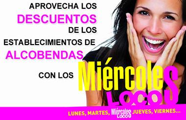 """Llegan los """"Miércoles locos"""" a Alcobendas"""