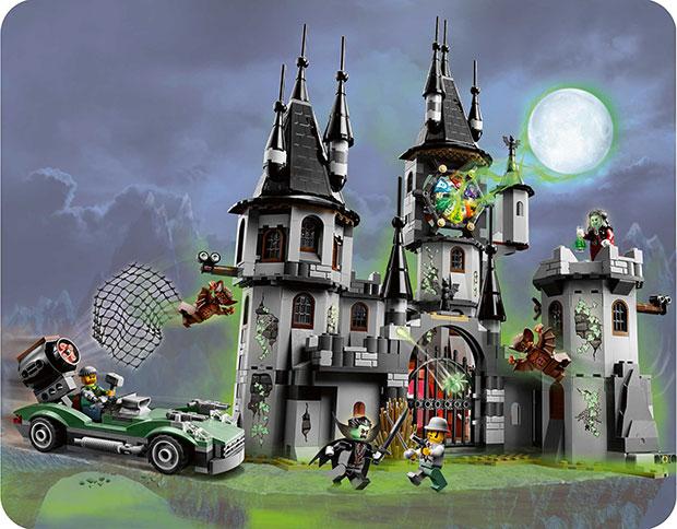 Sorteamos el Castillo del Vampiro de LEGO con motivo de Halloween