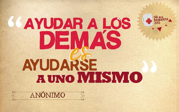 Mañana viernes 18 de octubre es el Día de la Banderita en Madrid