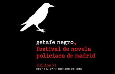 Getafe Negro 2013, el Festival de Novela Policiaca de Madrid