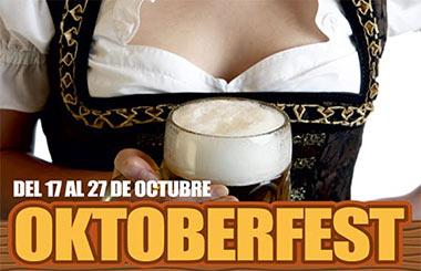 Oktoberfest en Chamberí del 17 al 27 de octubre