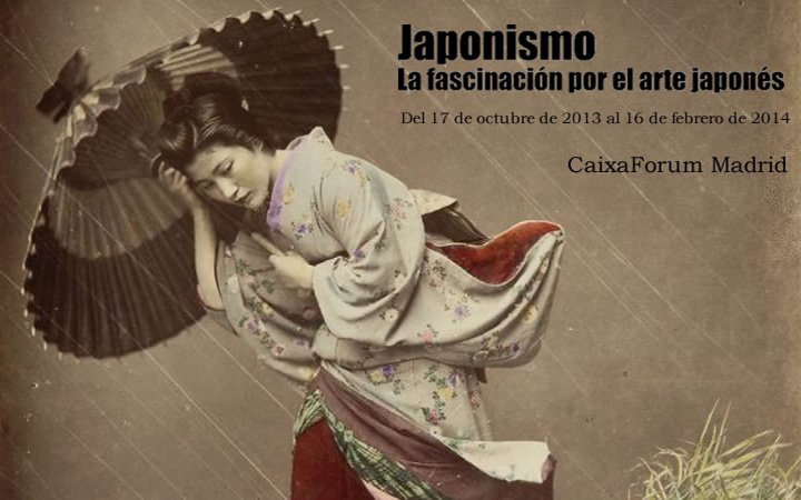 JAPONISMO, la fascinación por el arte japonés en CaixaForum Madrid