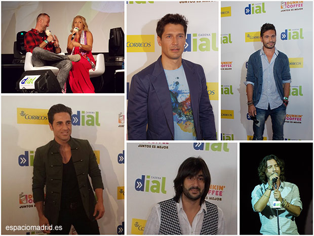 Premiere de Cadena Dial en Callao City Lights