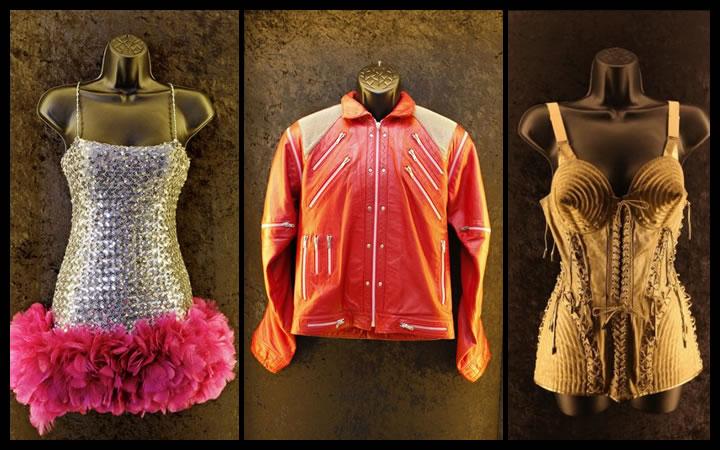 """Hard Rock Café de Madrid acoge la Exposición """"Hard Rock couture"""" con las prendas míticas de las estrellas del rock"""