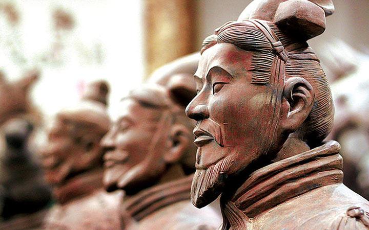 Terracotta Army. Los Guerreros de Xi'an en el Fernán Gómez