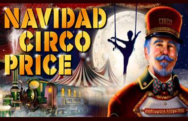 Navidad Circo Price Madrid 2013