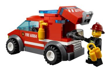 Sorteamos la Estación de Bomberos de LEGO
