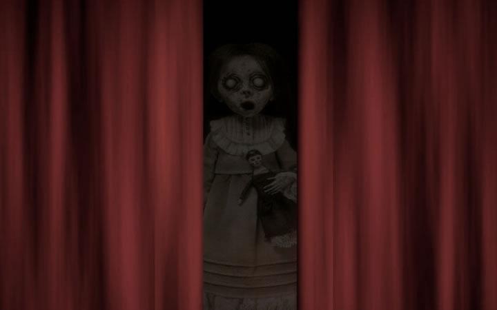 El Coleccionista del Mal, teatro interactivo de magia y terror