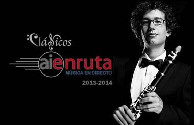 Conciertos AIEnRUTa Clásicos Madrid 2013-2014 en la Fundación Lázaro Galdiano