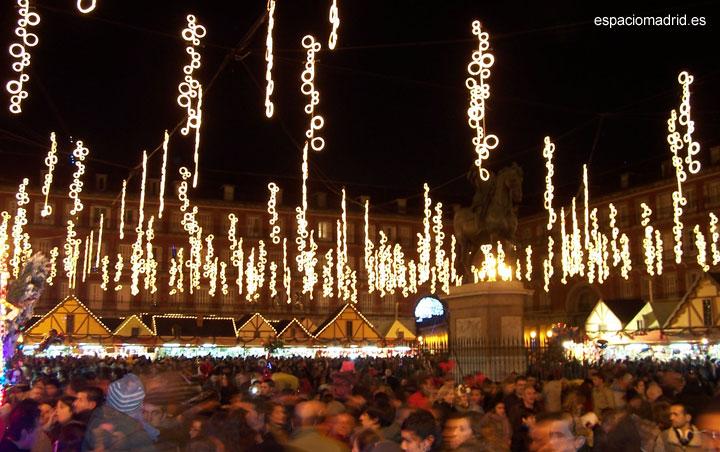 Luces de Navidad Madrid 2013