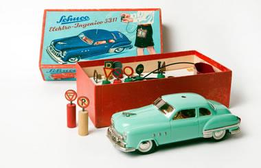 juguetes del pasado