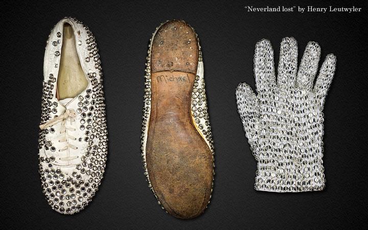 """""""Neverland Lost"""" en Spainmedia Gallery, fotografías de los objetos más íntimos de Michael Jackson"""