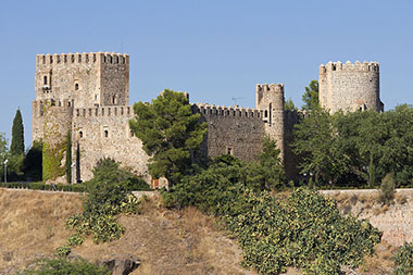 II Evento de la asociación cultural Zarite en el Castillo de San Servando (Toledo)