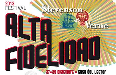"""Festival Alta Fidelidad """"Stevenson vs Verne"""" en la Casa del Lector"""