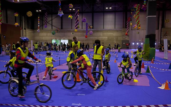 DABADUM Madrid 2013, Salón del Ocio infantil en familia