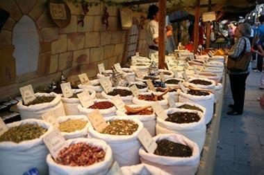 Mercado Medieval de la Fortuna en Leganés