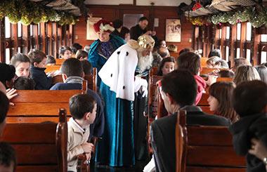 El Tren de la Navidad 2013-2014, un plan perfecto para la diversión de los niños