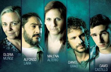 Emilia de Claudio Tolcachir en los Teatros del Canal