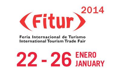FITUR 2014 MADRID, en IFEMA del 22 al 26 de enero